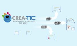 Socialización CREA-TIC