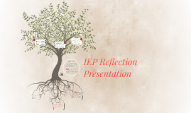 IEP presentation