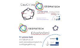 Geomatech-Prezentaciok Dec 2014-HU
