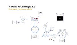 Copy of Gobiernos Radicales y Frente Popular