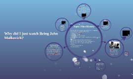 Topic Film History