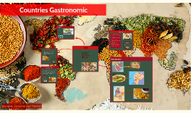 Countries Gastronomic