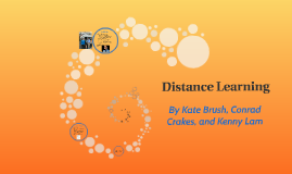 Distance Learning Capstone