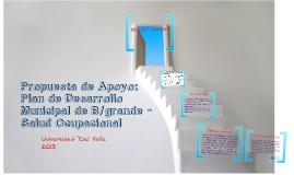 Análisis Ocupacional del Municipio de B/grande