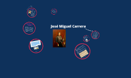 Copy of Importancia de José Miguel Carrera en el proceso de independencia de Chile
