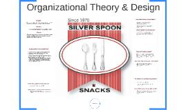 Organizational Theory & Design