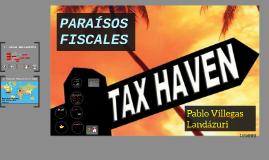 1. Paraísos fiscales