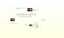 Copy of Plyometric training
