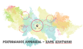 Copy of Performance Appraisal - Kapil KHATWANI