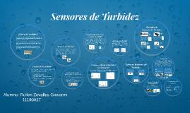 Sensores de Turbidez