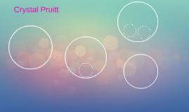 Crystal Pruitt