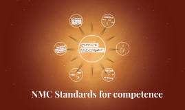 NMC Standards for competence