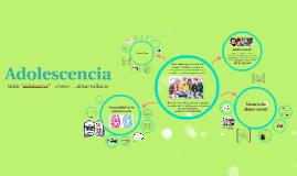 Copy of Adolescencia