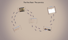The first fleet- The convicts