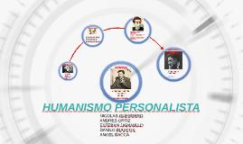 EL PERSONALISMO