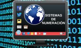 i.s.c sistema de numeraciòn