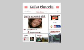 Kaśka Piasecka