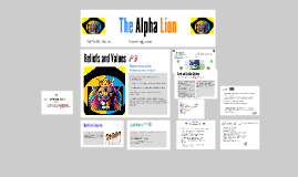 The Alpha Lion