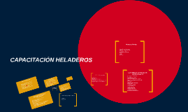CAPACITACIÓN HELADEROS