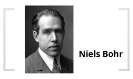 Understanding the Atom - Niels Bohr