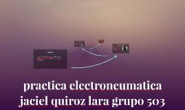 practica electroneumatica