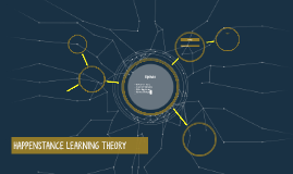 HAPPENSTANCE LEARNING THEORY