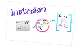 Copy of Inclusion