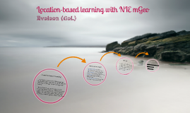 Location-based learning with NIE mGeo