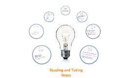 Study Skills Part 1: