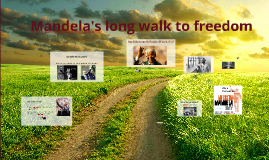 Mandela's long walk to freedom