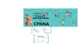 Simplificación de Tramites Administrativos en los CPNNA