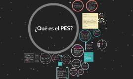 ¿Qué es el PES?