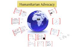 Humanitarian Advocacy REACT 2016