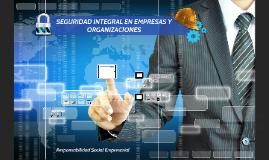 Seguridad Integral en Empresas y Organizaciones