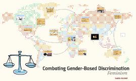 Combating Gender-Based Discrimination