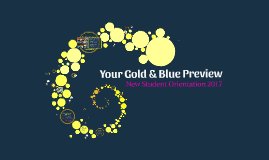 Your Gold & Blue Preview Summer 2017