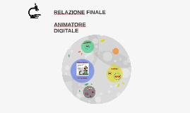 RELAZIONE FINALE Animatore Digitale