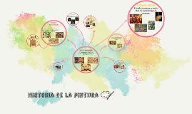 Copy of Historia de la pintura
