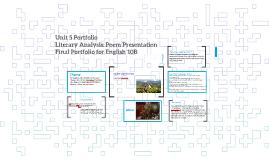 Unit 5 Portfolio
