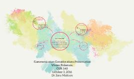 Communication Considerations Presentation