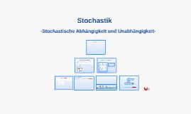 Stochastik 2