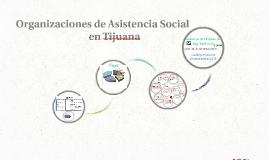 Oganizaciones de Asistencia Social