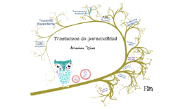 Copy of Trastornos de Personalidad