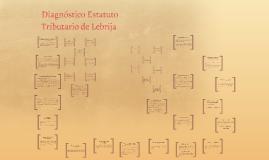 Diagnóstico Estatuto Tributario de Lebrija