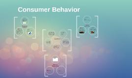 Consumer Behaviour - McCES Presentation