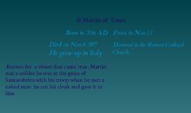 ST.Martin de Tours