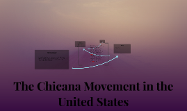 The Chicana Movement in the United States