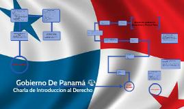 Organizacion de los organos del Estado Panameño.