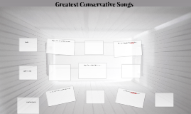 Greatest Conservative Songs