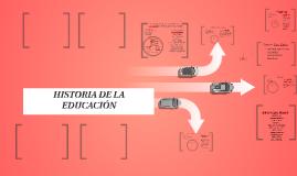 LA EDUCACIÓN PREHISPANICA